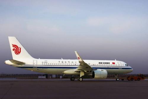 Airbus произвел 8000-й авиалайнер семейства A320