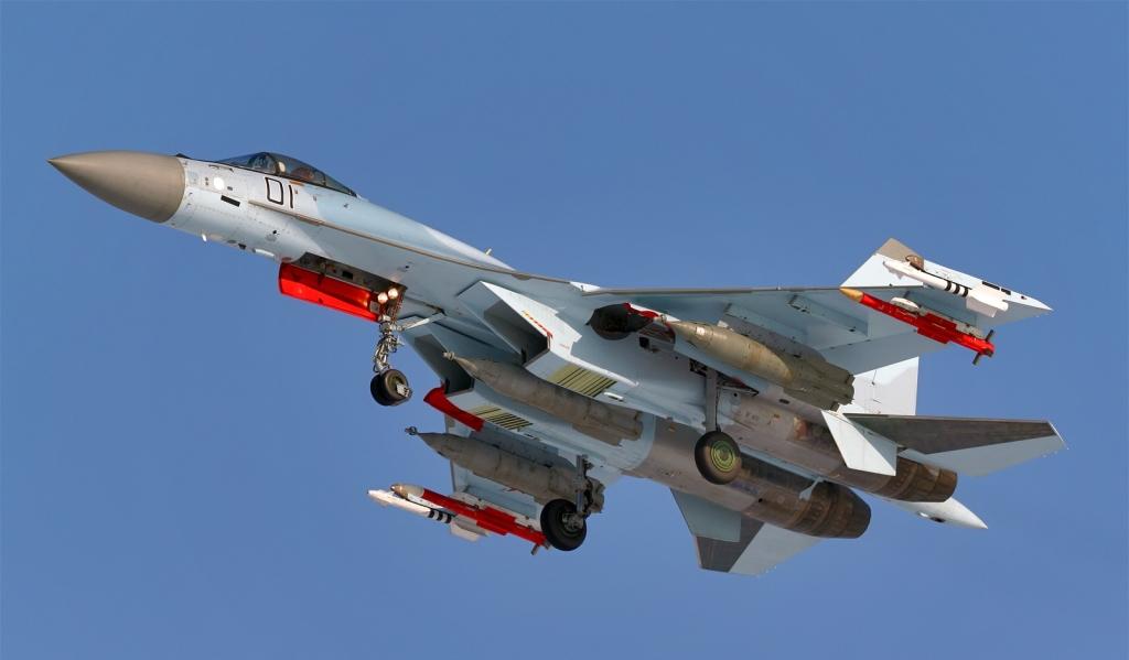 Технологии пятого поколения отрабатываются на Су-35
