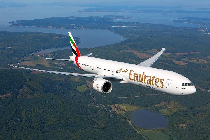 emirates boeing 777 300er nairobi option 3 - Арабский перевозчик заманивает бразильских пилотов многотысячными зарплатами