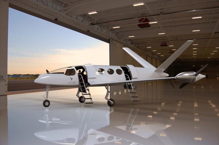 eviation aircraftta free big - Деловой электросамолет может стать реальностью в 2021 году
