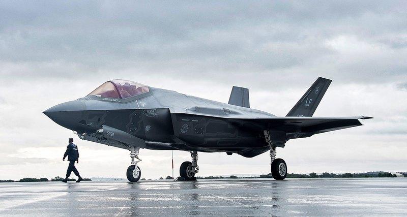 Тактический успех F-35  породил лихорадочный спрос на этот истребитель