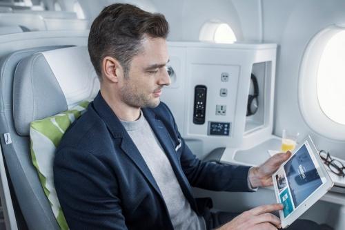 finnair 3 - Finnair прекращает бесплатную раздачу бумажных газет на своих рейсах