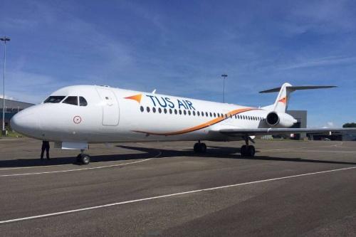 Спрос на самолеты Fokker не снижается