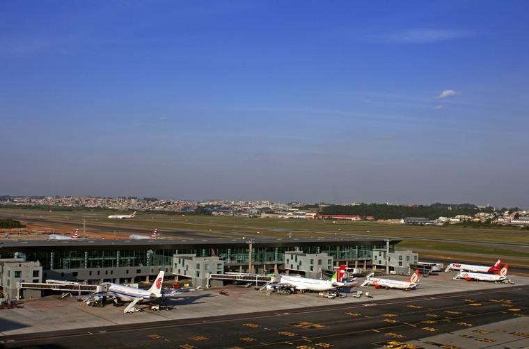 gru tps3 free big - Неисправность топливного трубопровода вызвала перебои в работе крупнейшего аэропорта Бразилии