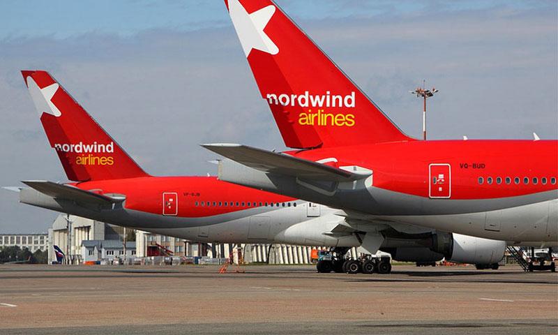 nordvind - Авиакомпанию «Nordwind» оштрафовали на 37 тыс. рублей