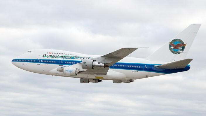 purepower 747sp free big - Airbus и Embraer страдают от сбоев в двигателях PurePower