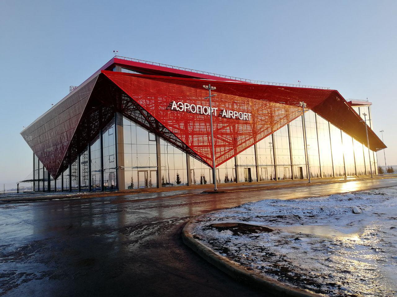 saransk - Аэропорт Саранска начал работу после реконструкции