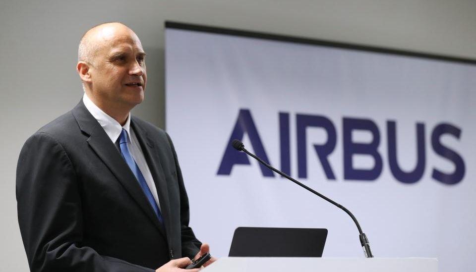 schultz - Амбиционные планы нового директора отдела продаж Airbus