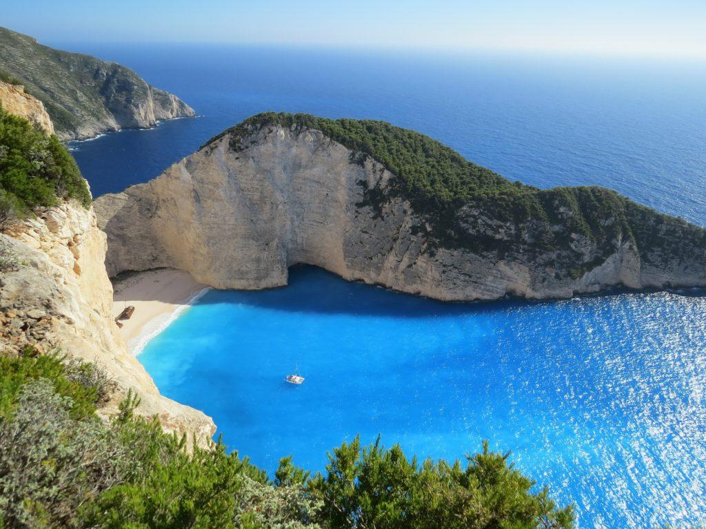 sea 418742 1920 1024x768 - Отдых в Греции - билеты и туры в Грецию