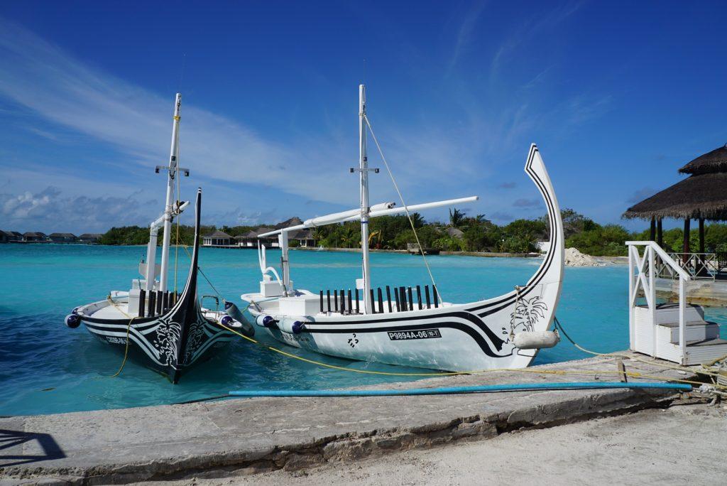 ship 2841468 1920 1024x684 - Отдых на Мальдивах - купить билет и заказать перелет, бронирование отеля на Мальдивах