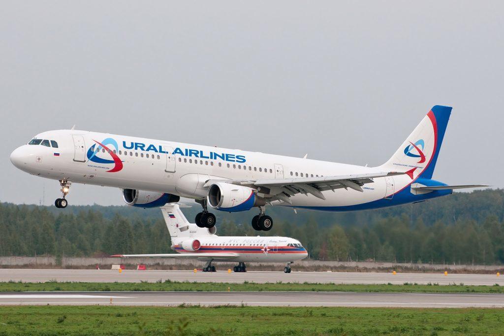 u6 1024x682 1024x682 - «Уральские авиалинии» запустят новые рейсы в Сочи