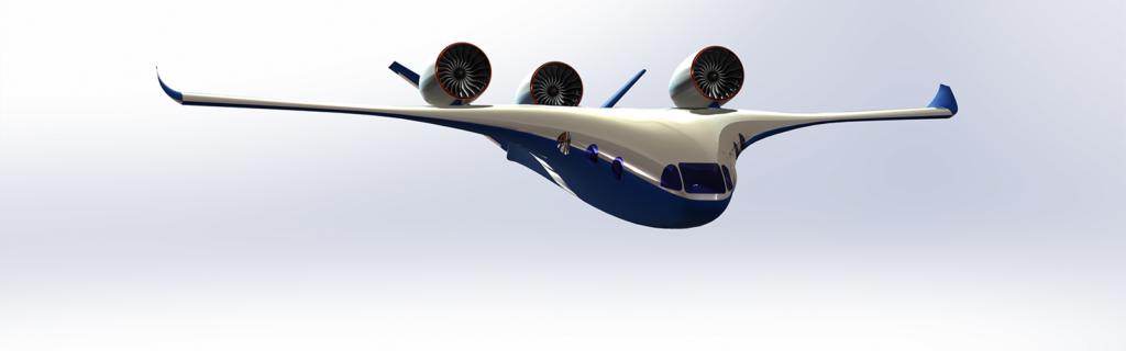 unnamed 1024x320 - Британский стартап представил гибридный деловой самолет