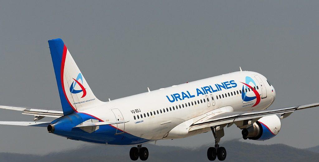ural airlines 1024x522 - Самолет «Уральских авиалиний» совершил вынужденную посадку