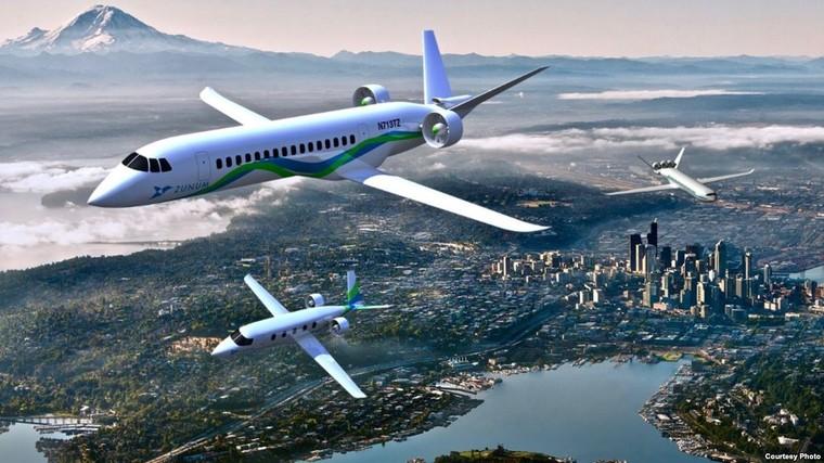 zunum boeing free big - Boeing  делает ставку на электросамолеты