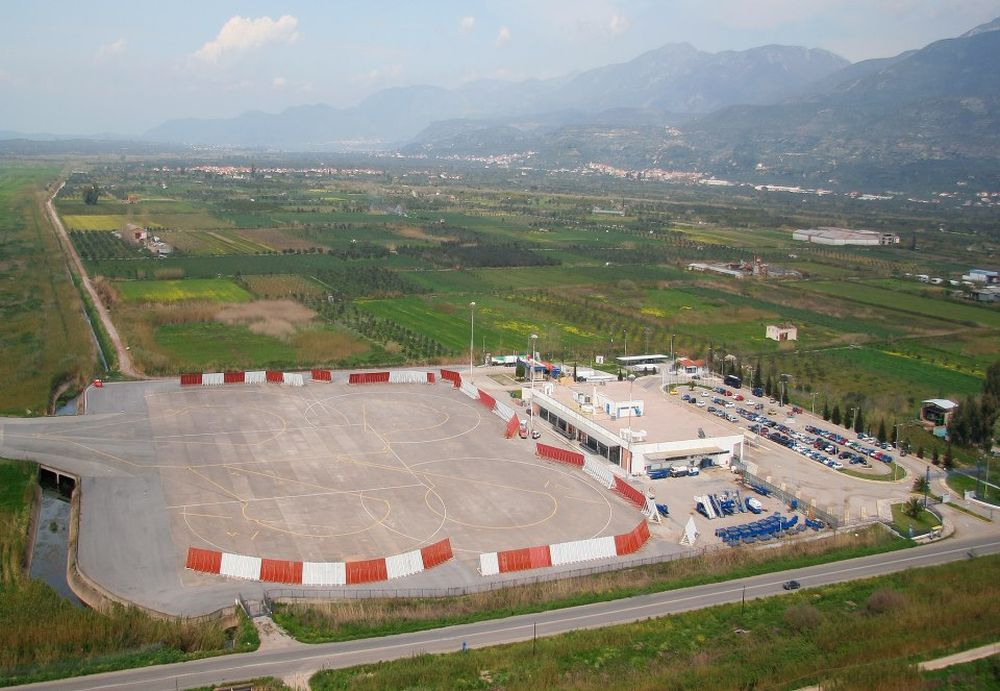1 18 - Аэропорт Каламата (Kalamata) коды IATA: KLX ICAO: LGKL город: Каламата (Kalamata) страна: Греция (Greece)