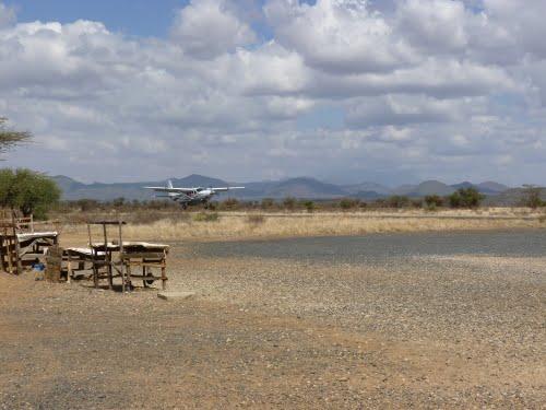 Аэропорт Самбуру