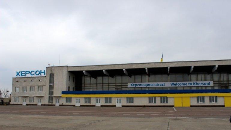 10 10 - Аэропорт Херсон (Kherson) коды IATA: KHE ICAO: UKOH город: Херсон (Kherson) страна: Украина (Ukraine)