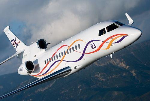 1007 48600 - Самолёты Falcon 7X и 8X: какая модель подкупит рынок?