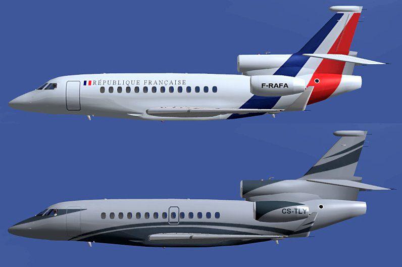 1007 b00d4 - Самолёты Falcon 7X и 8X: какая модель подкупит рынок?