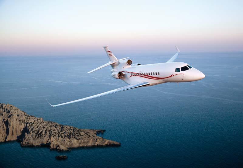 1007 f5e48 - Самолёты Falcon 7X и 8X: какая модель подкупит рынок?