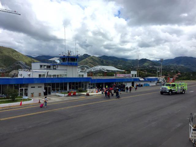 11 14 - Аэропорт Пасто  (Cano) коды IATA: PSO ICAO: SKPS город: Пасто (Pasto) страна: Колумбия (Colombia)