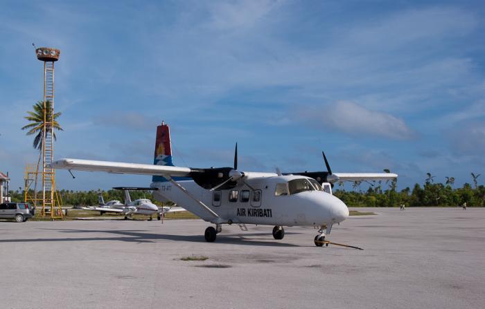 11 5 - Аэропорт Маракеи (Marakei) коды IATA: MZK ICAO: NGMK город: Маракеи (Marakei) страна: Кирибати (Kiribati)