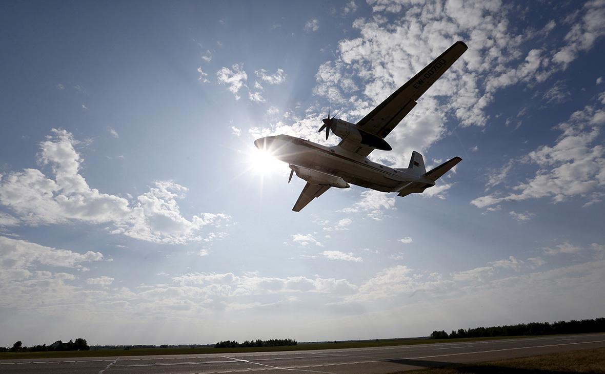 Аэропорт Кира