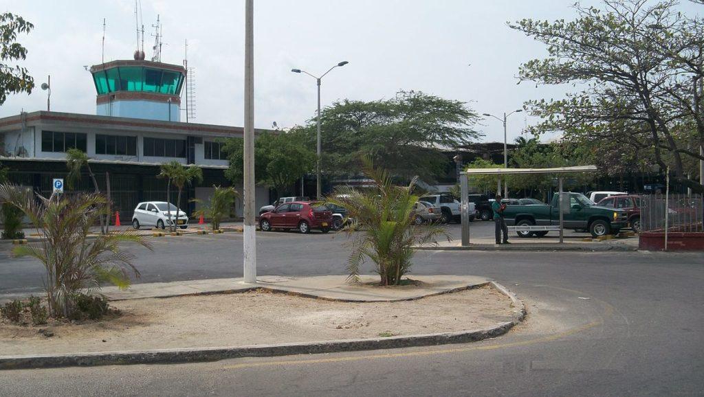 Аэропорт Санта-Марта