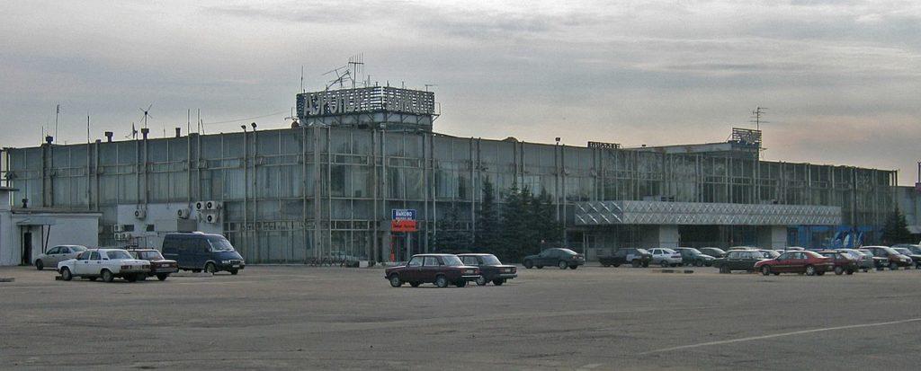 Аэропорт Быково