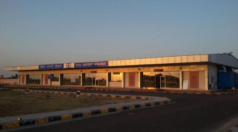 19 13 - Аэропорт Биканер (Bikaner) коды IATA: BKB ICAO: VIBK город: Биканер (Bikaner) страна: Индия (India)