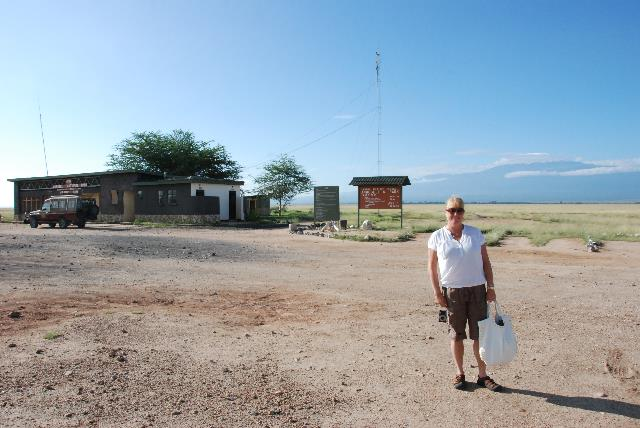 2 5 - Аэропорт Амбосели (Amboseli) коды IATA: ASV ICAO: HKAM город: Амбосели (Amboseli) страна: Кения (Kenya)