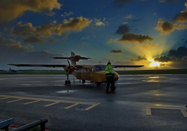 22 7 - Аэропорт Олдерни (The Blaye) коды IATA: ACI ICAO: EGJA город: Олдерни (Alderney) страна: Великобритания (United Kingdom)