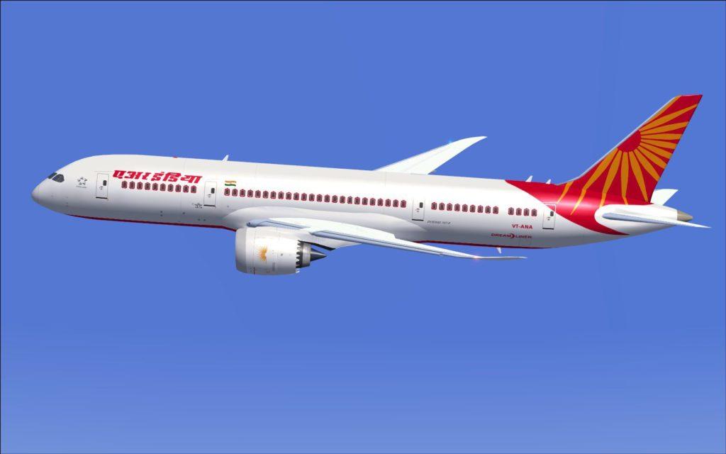 Индия продает 76% авиакомпании Air India