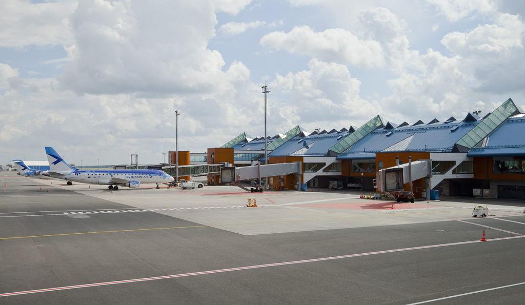 Аэропорт Эруме