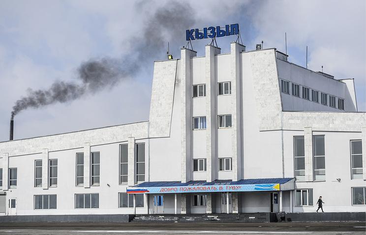 31 2 - Аэропорт Кызыл (Kyzyl) коды IATA: KYZ ICAO: UNKY город: Кызыл (Kyzyl) страна: Россия (Russian Federation)