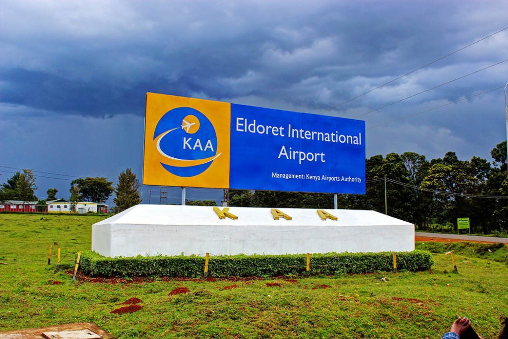 Аэропорт Элдорет
