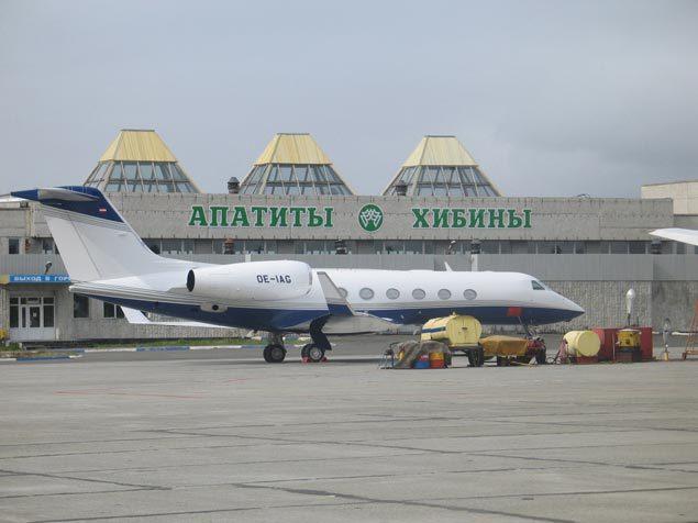 35 3 - Аэропорт Кировск (Kirovsk) коды IATA: KVK ICAO: ULMK город: Кировск (Kirovsk) страна: Россия (Russian Federation)