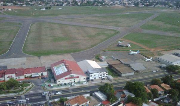 35 7 - Аэропорт Сьюдад-Боливар (Ciudad Bolivar) коды IATA: CBL ICAO: SVCB город: Сьюдад-Боливар (Ciudad Bolivar) страна: Венесуэла (Venezuela)