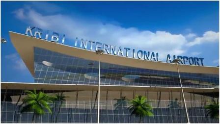38 - Аэропорт Криби (Kribi) коды IATA: KBI ICAO: FKKB город: Криби (Kribi) страна: Камерун (Cameroon)