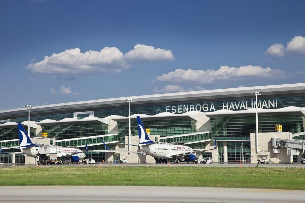 Аэропорт Эсенбога