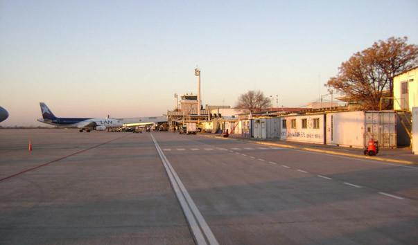 Аэропорт Вилья-Долорес