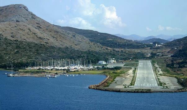 5 12 - Аэропорт Лерос (Leros) коды IATA: LRS ICAO: LGLE город: Лерос (Leros) страна: Греция (Greece)