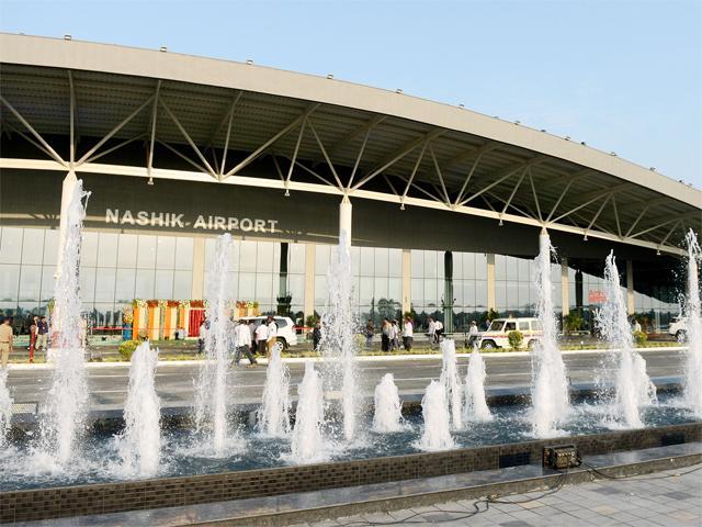 66 - Аэропорт Насик (Gandhinagar Arpt) коды IATA: ISK ICAO: VANR город: Насик (Nasik) страна: Индия (India)