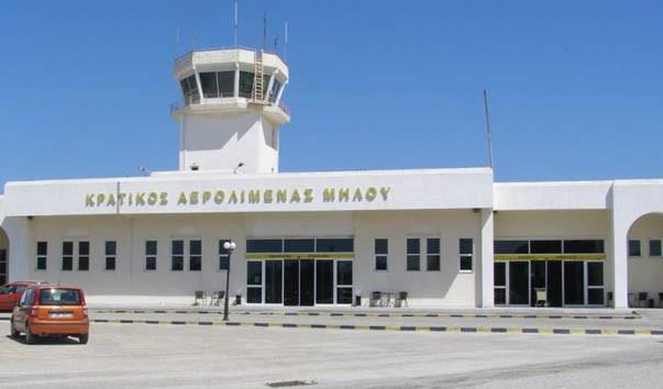 7 12 - Аэропорт Милос (Milos) коды IATA: MLO ICAO: LGML город: Милос (Milos) страна: Греция (Greece)