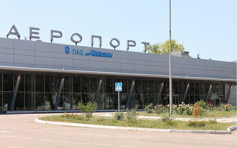 7 6 - Аэропорт Мариуполь (Mariupol) коды IATA: MPW ICAO: UKCM город: Мариуполь (Mariupol) страна: Украина (Ukraine)