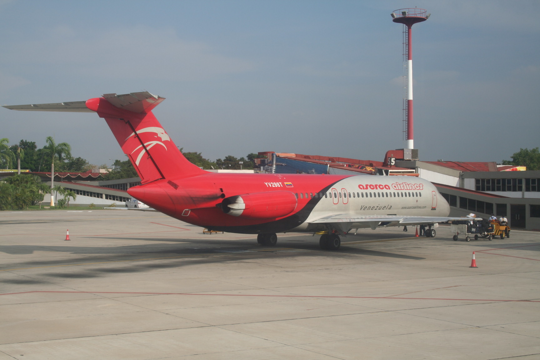 Аэропорт Вьедма