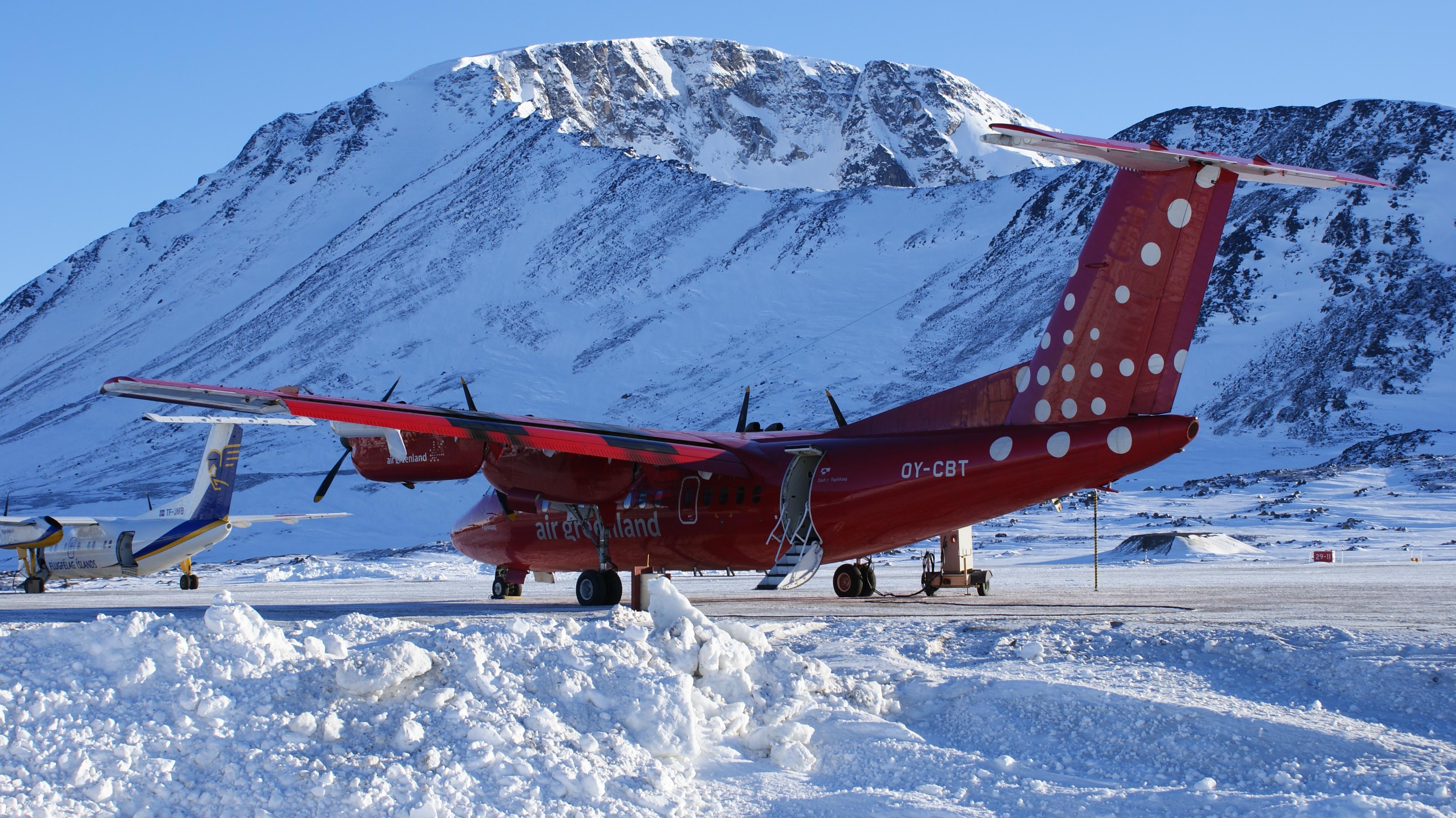 8 - Аэропорт Нанорталик (Nanortalik) коды IATA: JNN ICAO: BGNN город: Нанорталик (Nanortalik) страна: Гренландия (Greenland)