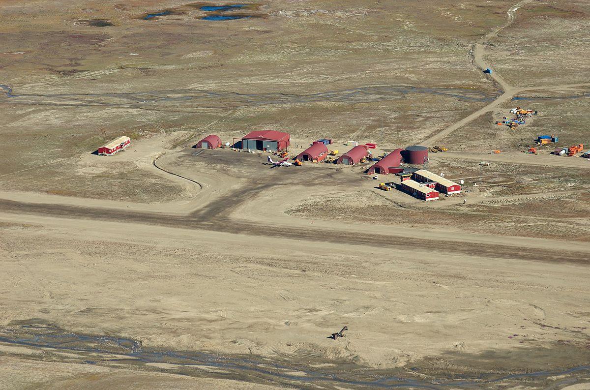 9 - Аэропорт Нерлерит Инаат (Neerlerit Inaat) коды IATA: CNP ICAO: BGCO город: Нерлерит Инаат (Neerlerit Inaat) страна: Гренландия (Greenland)