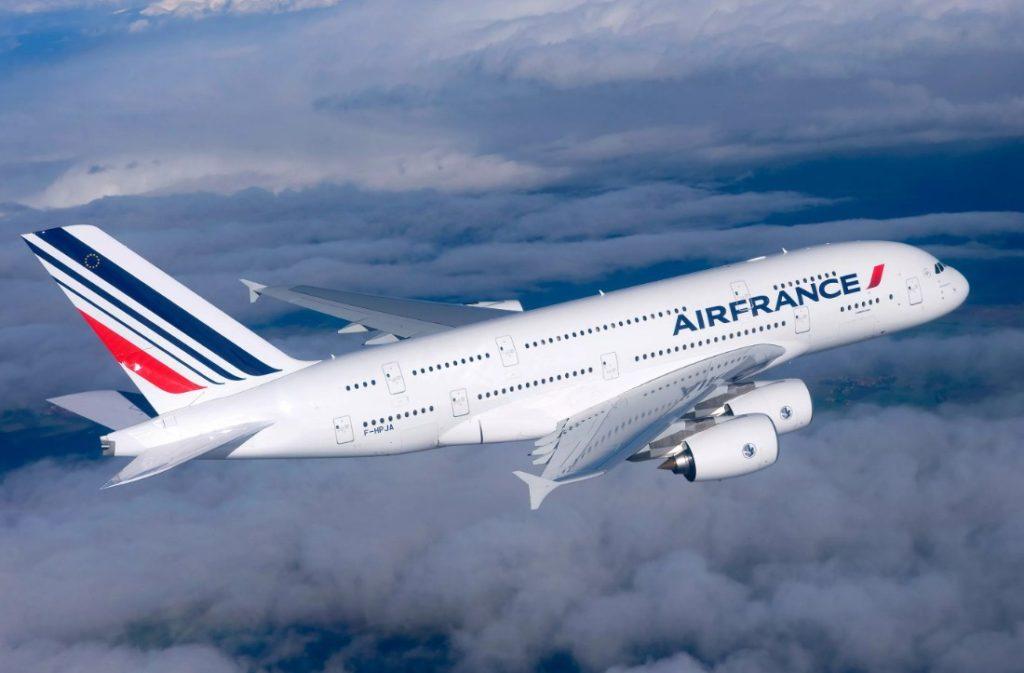 Air France 1024x673 - Профсоюзы сотрудников Air France объявили о новой забастовке