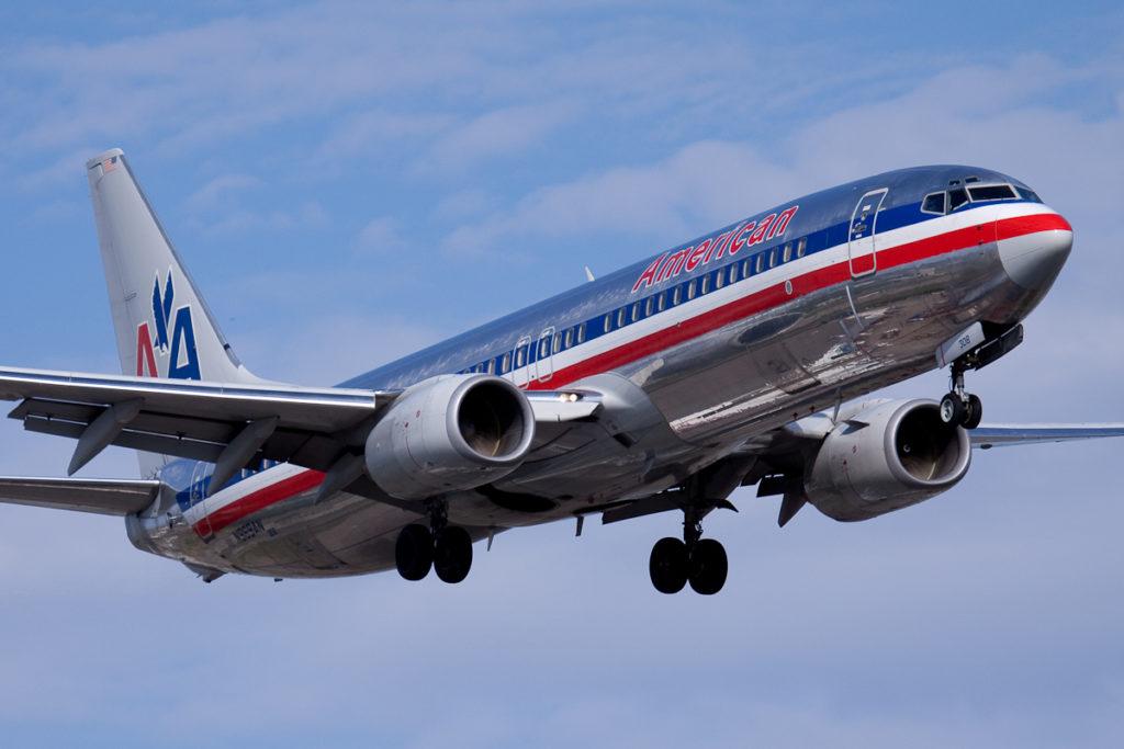 American Airlines 1024x683 - American Airlines снимет с рейсов 45 самолётов Boeing 737